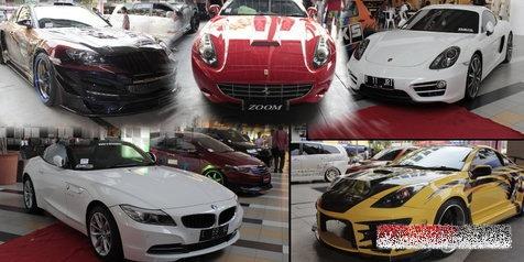7 Mobil Sport Istimewa di Auto Xtreme 2014
