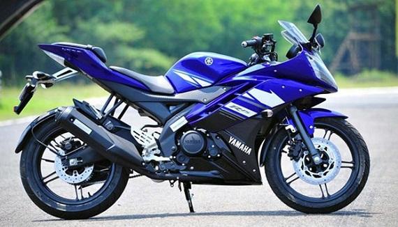 Ini Perbandingan Yamaha R15 dengan Pesaingnya