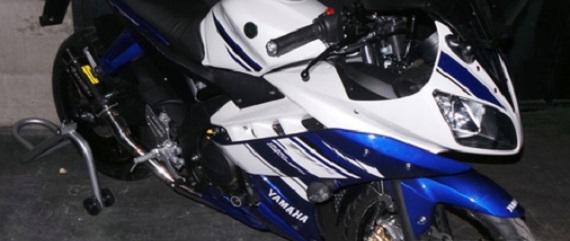 Menilik porsi bobot Yamaha R15