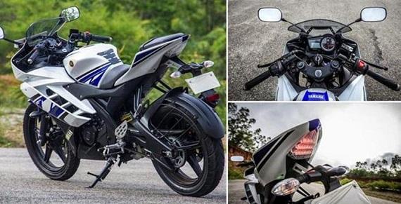 Konsumsi BBM Yamaha YZF-R15 2014 Indonesia Tembus 47,4 KPL