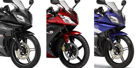 Yamaha R15 Buatan Indonesia diekspor ke Thailand